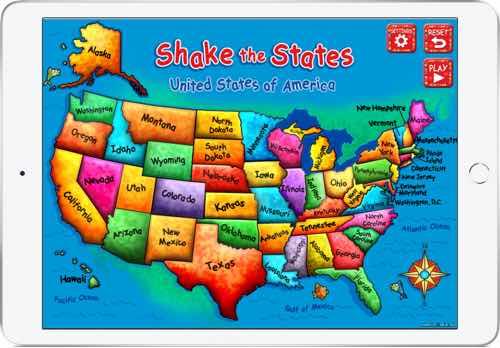 Shake the States